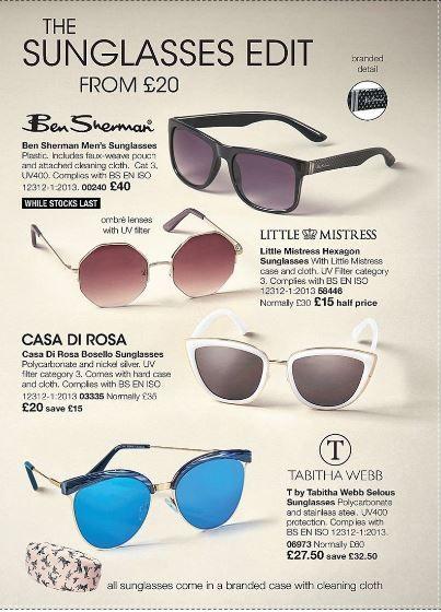 e828ab1c92 Branded Sunglasses Ben Sherman