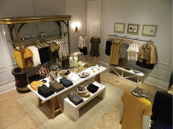 soft neutrals with touches of mustard  #clubmonaco #southcoastplaza #reopening