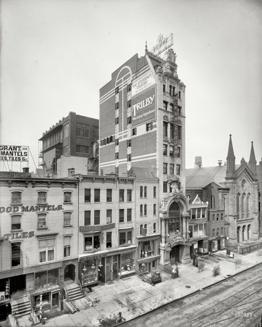 54 best demolished churches of new york city images on pinterest