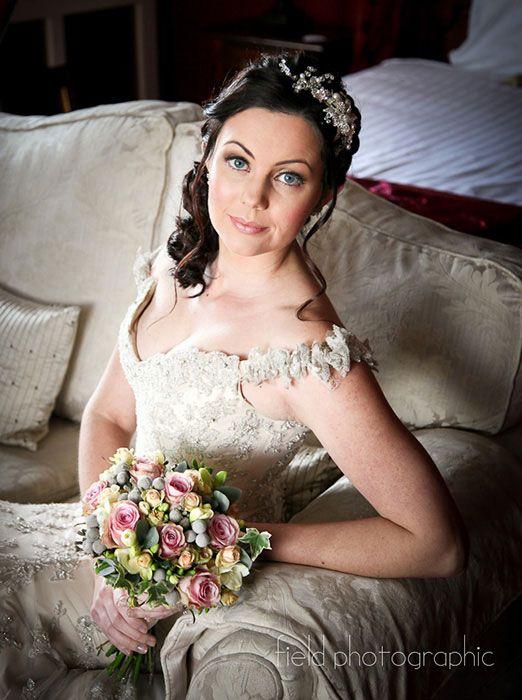 Joanne Pearson MUA natural nude bridal makeup