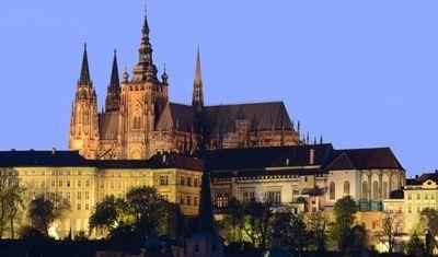Pražský hrad/ Prague Castle