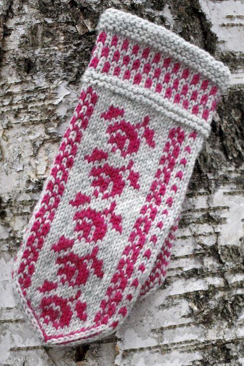 Rosenvantar Novita 7 Bröder | Novita knits
