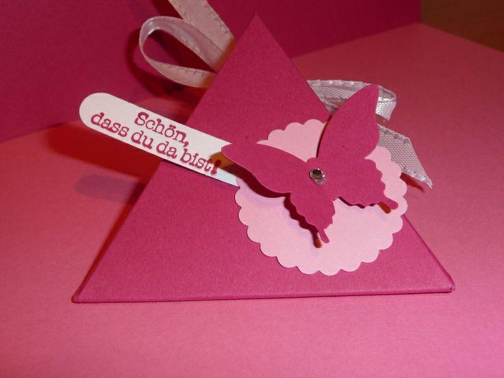 Titelbild Schoenes Aus Papier Von : Kleine geschenkbox gastgeschenk kommunion konfirma