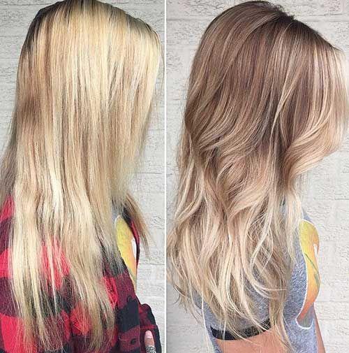 18.Blonde Hair Color