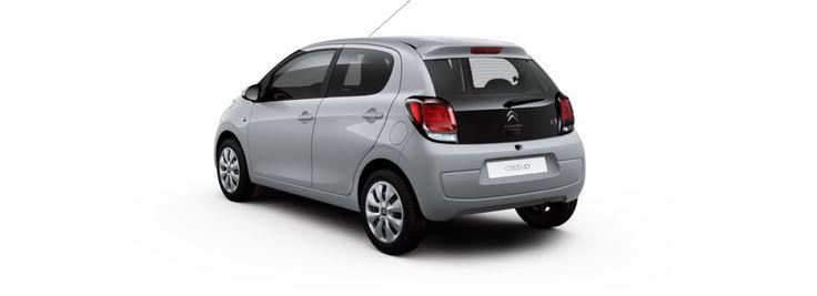 Silhouettes Citroën C1 – Configurateur Citroën - Citroën France