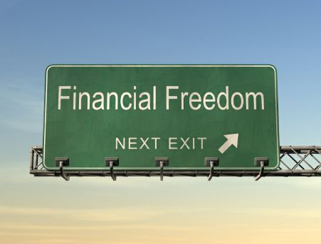Financial Freedom....Next Exit! and that Exit is Market America! www.marketamerica.com/caroljohnson