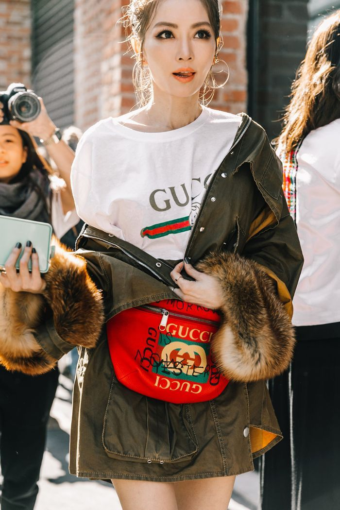 186dadea0f7 Fashion girls love a good Gucci outfit. Here are 20 of our favorite ones
