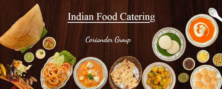 Trendy Indian Food Catering Menu Items