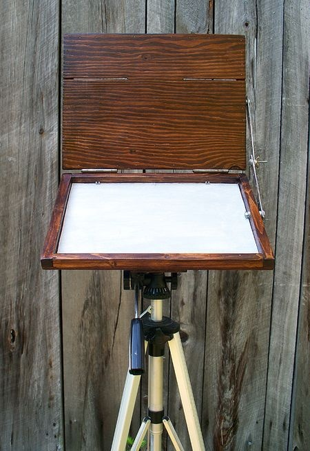Build your own plein air easel
