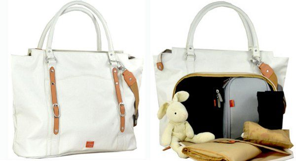 pacapodclassic1 PacaPod   the smart nappy bag with a unisex option