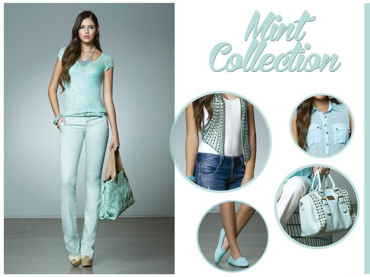 Mint Collection Studio - F