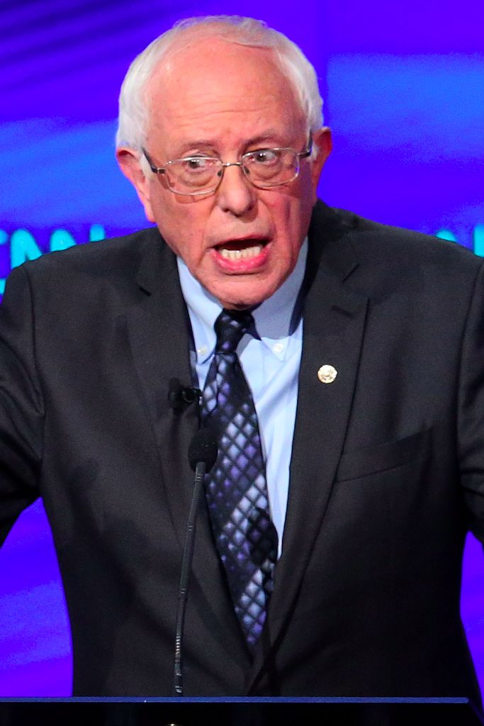 Bernie Sanders Just Burned the GOP Candidates So Badly With This Hilarious Comment