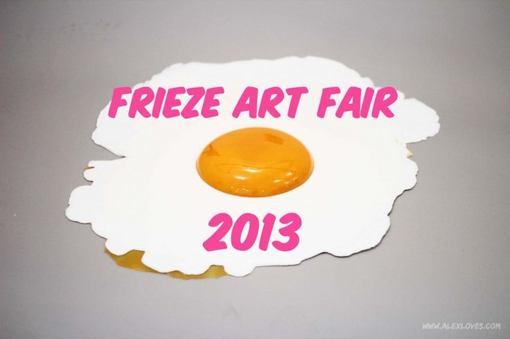 Inside Frieze Art Fair 2013