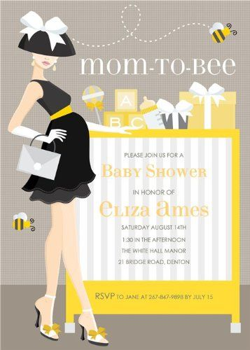 28 best images about baby shower invitation wording on pinterest, Baby shower invitations
