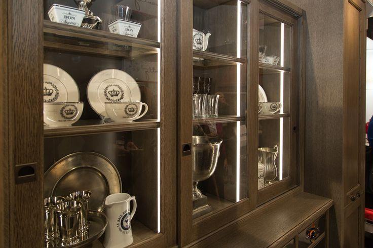 Cabinets by Wood-Mode, Photographer: Tori Aston, Image courtesy: Modenus