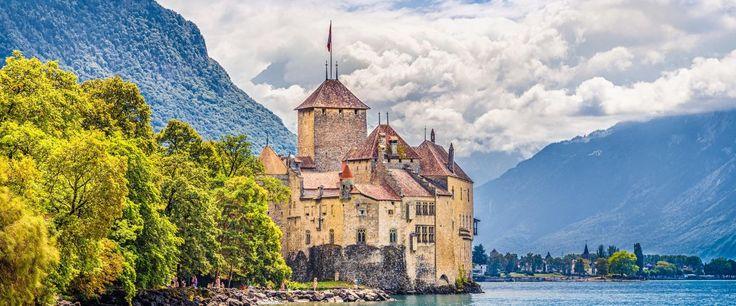 Alplerin Gölgesinde 5 Ülke (Fransa İsviçre İtalya Liechtenstien Almanya) - 7 Gece - Café Tur