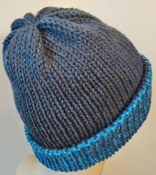 Addi Knit Hat | Knitting machine patterns, Knitting, Loom ...