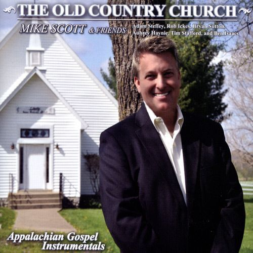 The Old Country Church: Appalachian Gospel Instrumentals [CD]