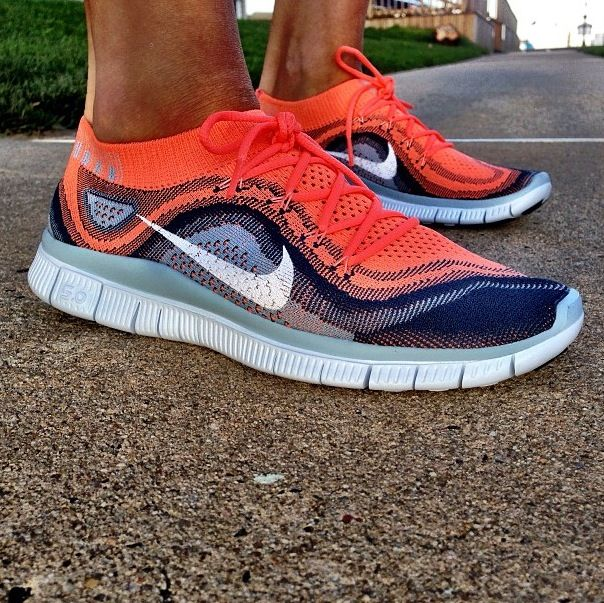 Nike free flyknits
