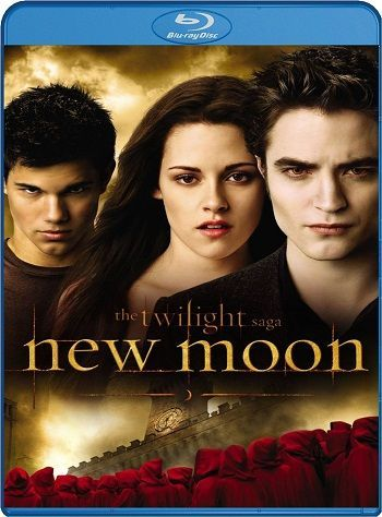 The Twilight Saga – New Moon (2009) 1080p Dual Audio 2.29GB   720pmkv Movies