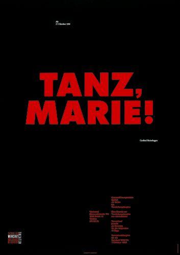 Tanz, Marie! / / Ott+Stein 1990