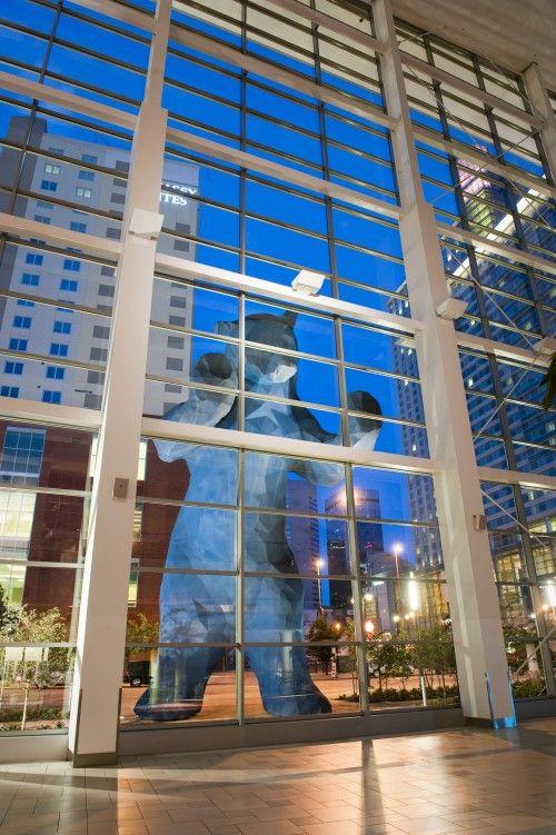 1000 images about denver public art on pinterest steel for Craft show denver convention center