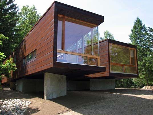Koby Cottage | Garrison Architects | Archinect