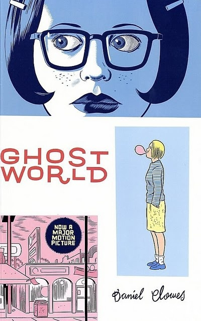 Daniel Clowes: Worth Reading, Graphic Novels, Books Worth, Ghosts, Movie, Comic Book, Graphics