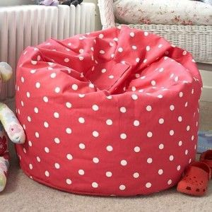 Sew Super-Comfy Seating - Free Beanbag Sewing Pattern