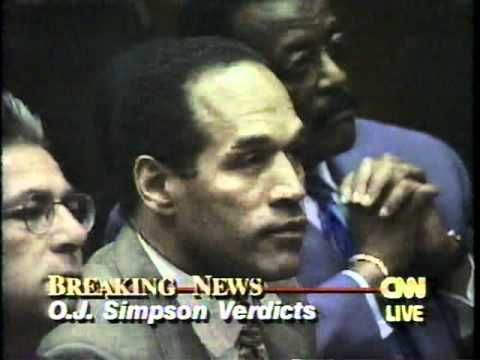 O.J Simpson Verdict