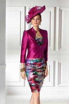 Yikes! I hope no friend of mine ever makes me wear something like this. Hideous!