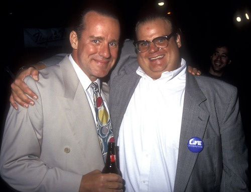 phil hartman, chris farley