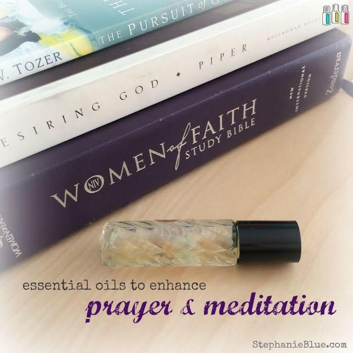 Essential Oils: A Blend for Prayer and Meditation | Oils | Essential