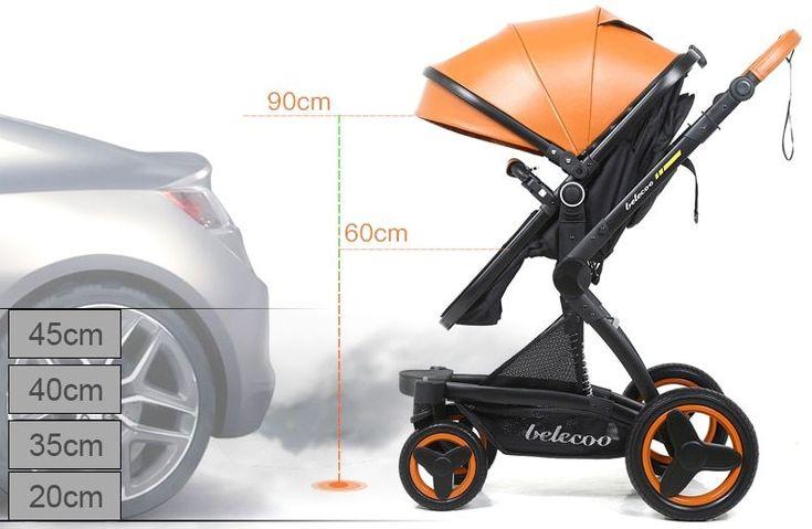 Belecoo luxury baby stroller 2 in 1 www baby strollers