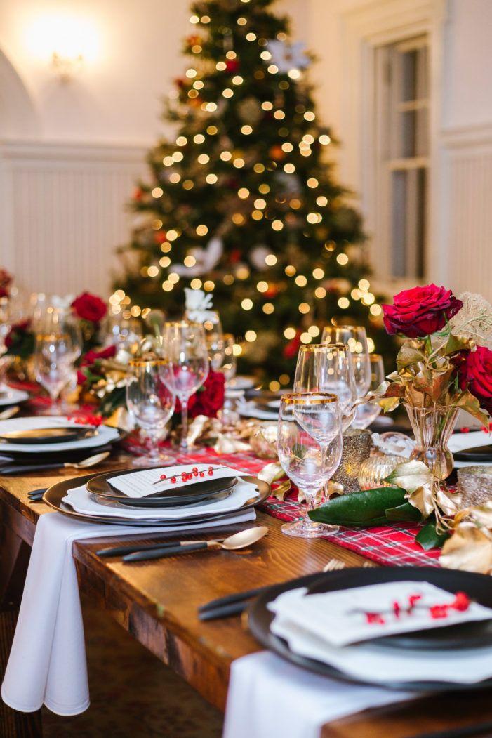 Maryland Christmas Eve Holiday 2020 Maryland Holiday Soiree Inspiration in 2020   Christmas wedding