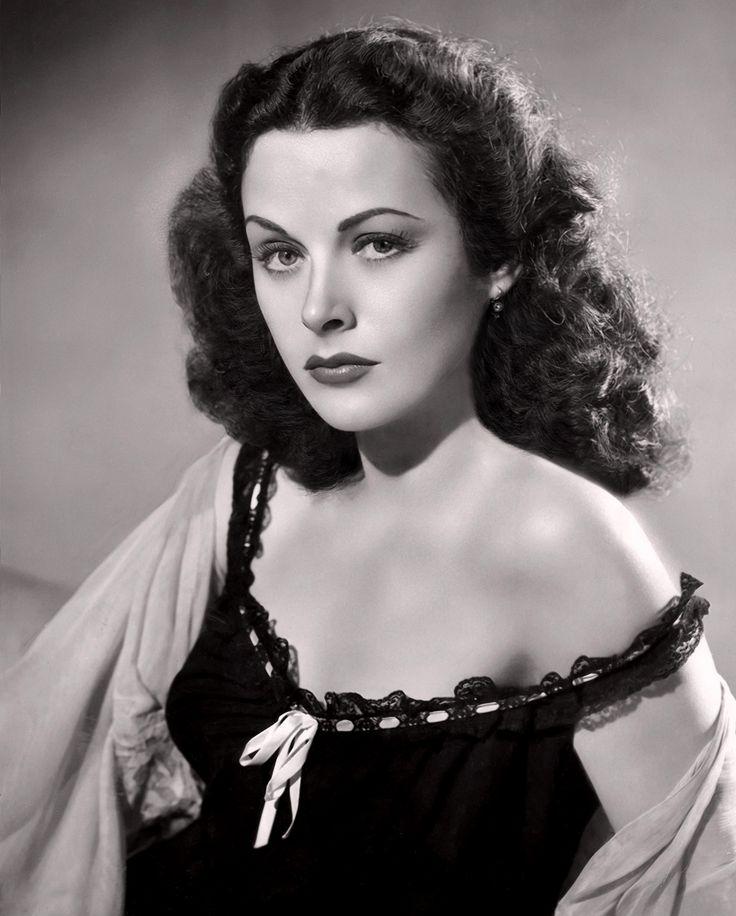 Classic Actresses | Hedy Lamarr - Classic Movies Photo (9477801) - Fanpop fanclubs