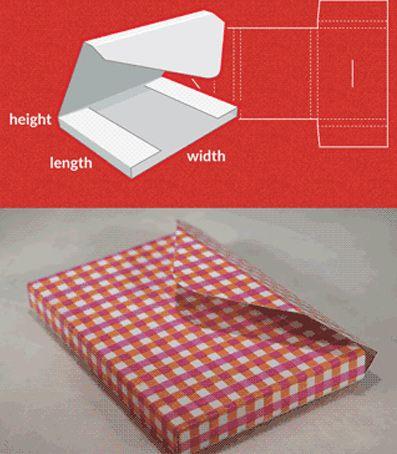 creador de plantillas de cajas y sobres en linea