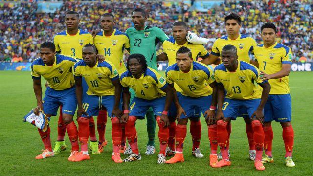 Ecuador - Copa América   Deportes 13