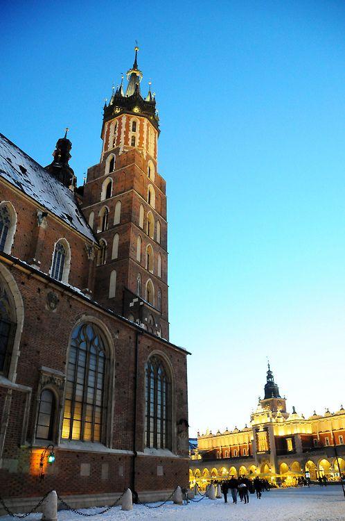 Krakow, Poland (by anjči)