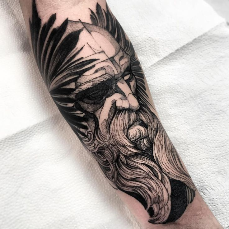 Viking Sleeve Viking Tattoo Sleeve Viking