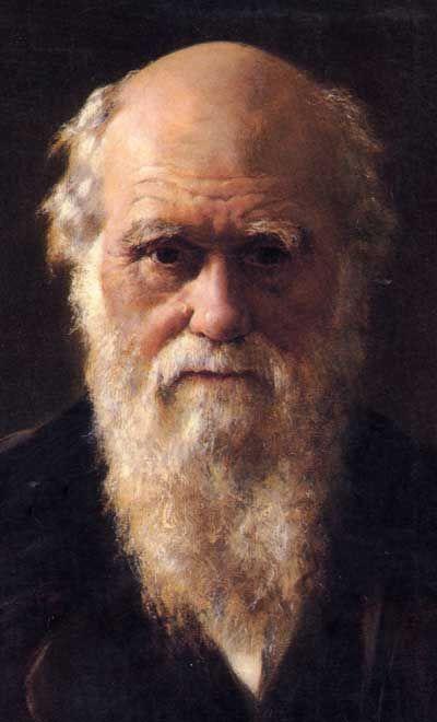 Charles Darwin (1809 - 1882) - Ontwikkeld evolutietheorie