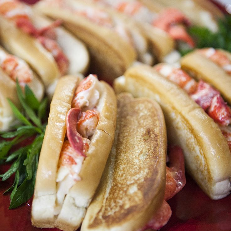1000+ images about Appetizers | Maine Lobster Recipes on Pinterest | Aioli, Lobster roll recipes ...