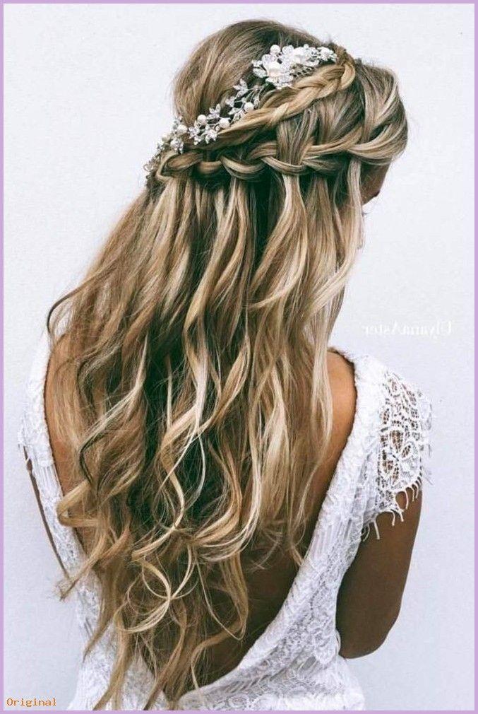 lange Haarmodelle – Beste Braut lange Frisuren #be…