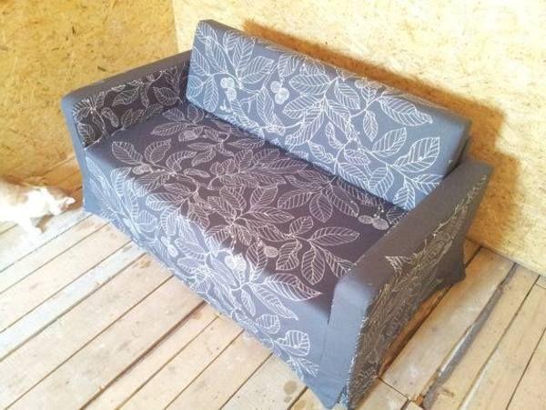 ikea solsta sofa bed cover