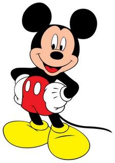 freebie Mickey Mouse svg