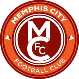 Memphis City FC of the USA crest.