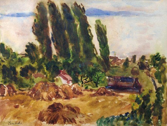 EMŐD AURÉL (1897-1958)