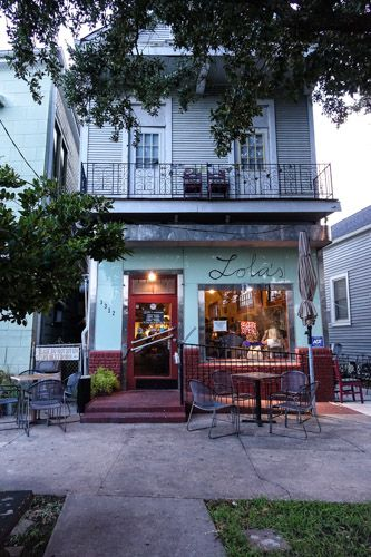 Lolas, New Orleans