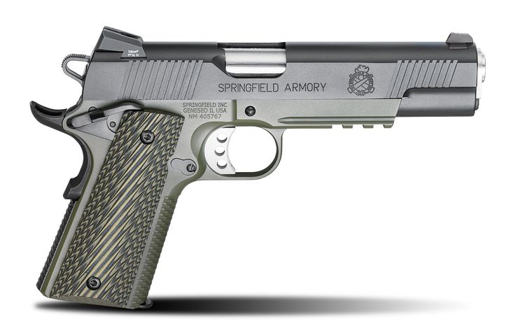 Find the best 1911 handguns for concealed carry protection and competition shooting when you visit Springfield Armory. Visit us online for our full selection.