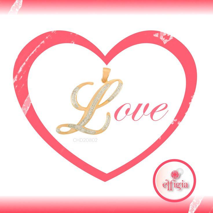 Si estás buscando un detalle especial y único y aún no lo encuentras, este dije de oro rosa de 18 k con pavé de brillantes es precisamente lo que estás buscando. Demuestra tu amor de la manera más unica con Effigia. ¡Feliz San Valentín! #FelizSanValentín #love #amor #effigia #regaloúnico